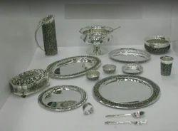 Silver Utensil Set
