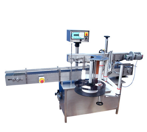 Single Side Labeling Machine for Flat Bottle