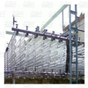 Ammonia Atmospheric Condensers for Ice Plant