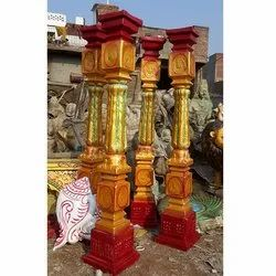 Decorative Wedding Pillar
