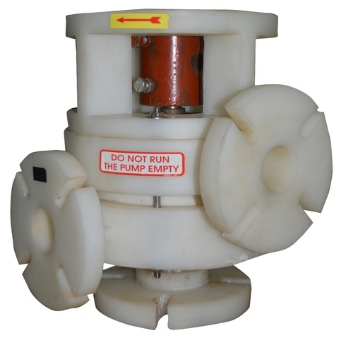 Polypropylene Sealless Pump