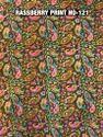 Semi Muslin Print Fabrics