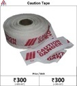 Caution Tape(Barricade Tape) 250/500 mtr