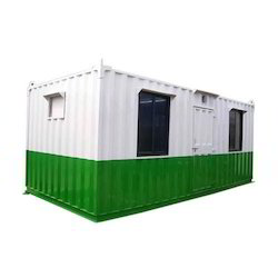 MS Container Portable Cabin