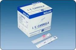 Cannula Packaging Box