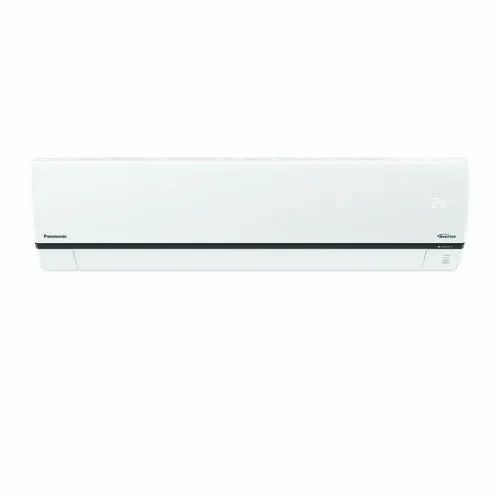 2 White Panasonic Air Conditioner for Home