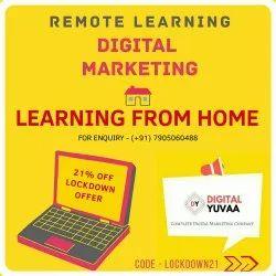 2 Months Learn Digital Marketing Online