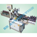 Sr Automation Vrl-120 Bottle Labeling Machine, Capacity: 60 To 240 Piece/min