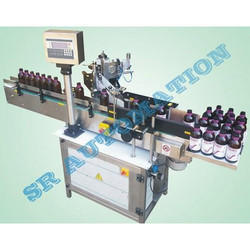 VRL-120 Bottle Labeling Machine
