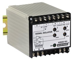 Shavison-Analog Signal Converter or Isolator