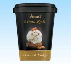 Amul Creme Rich  Ice Cream