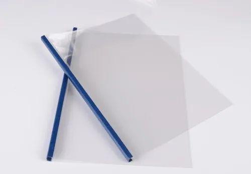 Plastic PVC Thermal Binding Cover