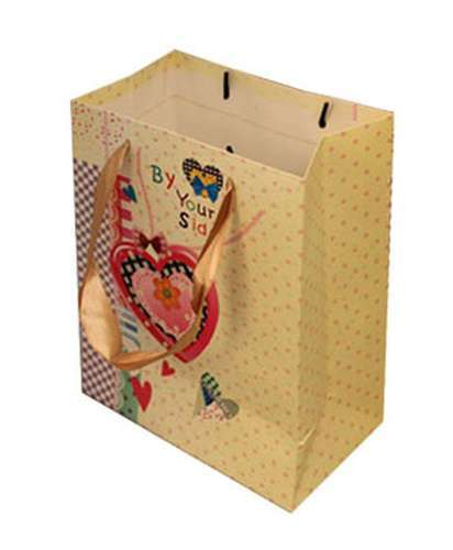 Brown Craft Paper Gift Bags Rs 16 Piece Bhopal Kart Id 20125846088