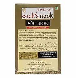 Aayat Cook Nook Saunf Powder (Fennel)