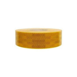 Yellow Vehicle Conspicuity Tape