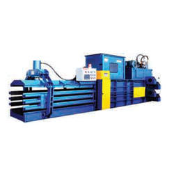 Automatic Hydraulic Waste Baler
