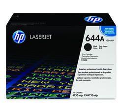 HP Q6460A 644A Black Toner Cartridge
