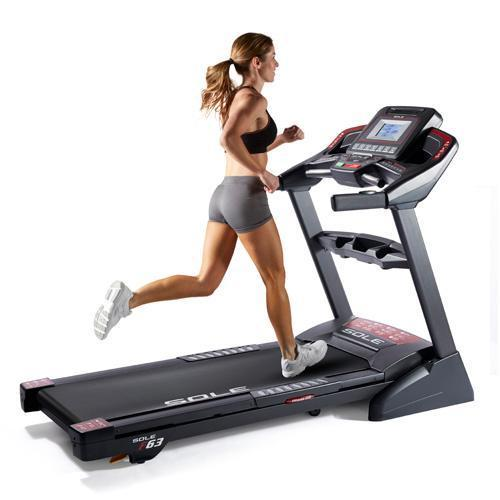 F63 Motorized Treadmill