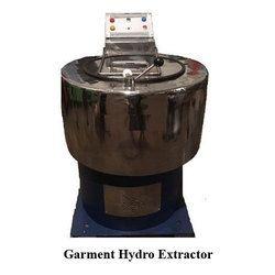 Garment Hydro Extractor