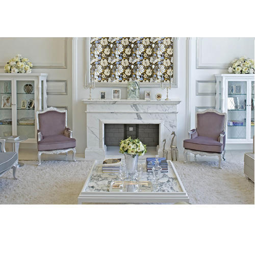 Artificial Marble Fire Place Frame