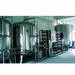5000 LPH Mineral Water Treatment Plant