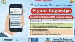 Income Tax/TDS/TCS/import/export Services