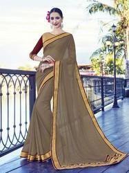 Georgette Design Saree