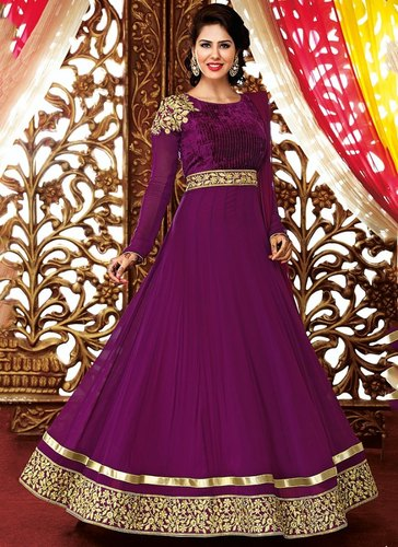 Ladies Anarkali Suit, For Business/ Personal