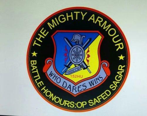 Forces Uniform Badges