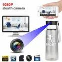 WiFi 1080P HD Sports Water Bottle Hidden Camera