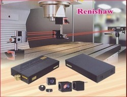 CNC Machine Laser Calibration Services - Renishaw Xl 80