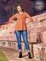 Manas Rim Zim Western Tops Catalog Collection