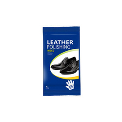 Leather Shoe Shine Wipes
