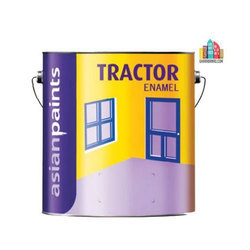 Tractor Enamel Asian Paint, Packaging Type: Can