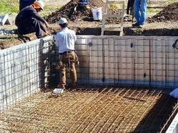 Residential Swimming Pool Construction Area 500 Sq Ft