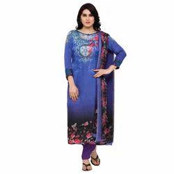 Fancy Digital Printed Salwar Suit