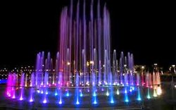 Programming Round Fountain