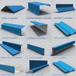 Colour Coated Flashing & Accessories