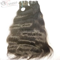 Unprocessed Single Donor Virgin Human Hair Weft