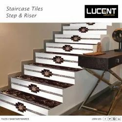Step and Riser Staircase Tiles