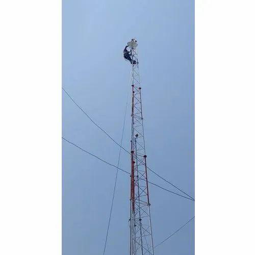 Gi Guyed Mast Tower