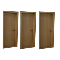 Moulded WPC Door