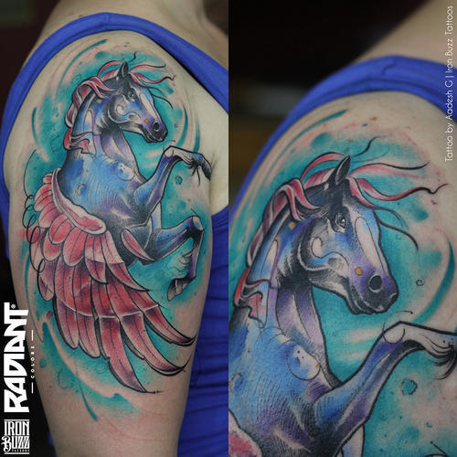 Iron Buzz Tattoos Andheri Mumbai: Amazing Animal Tattoos At Rs 3000 /day