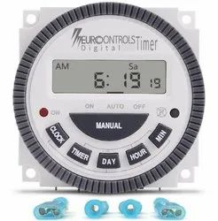 Euro Controls TM619H2 Digital Timer Programmable Time Switch 4pin