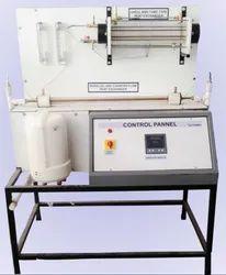 MECHMATICS Heat Exchanger Test Rig 3-In-1, Water