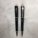 Black Metallic Pen