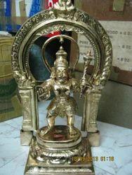 Panchaloham Sri Veera Anjaneya Swamy 18 Inches