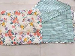 Floral Print Cotton Melamine Dohar