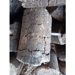 Wood Cylindrical Burning Bio Coal, Packaging Type: Plastic Bag, Packaging Size: 50 Kg