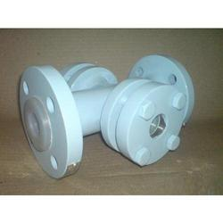 PTFE Lined Sight Glass Valve